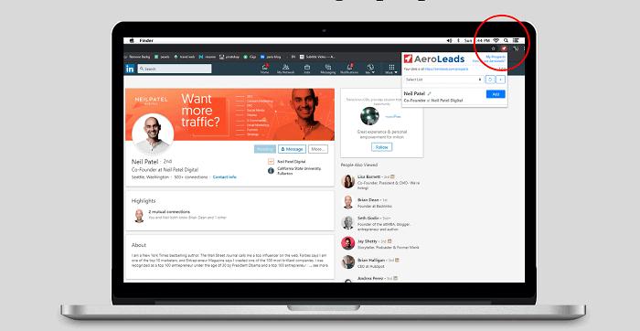 AeroLead - Linkedin Automation Tools
