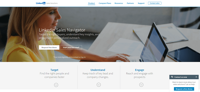 Linkedin Sales Navigator - Linkedin Automation Tools