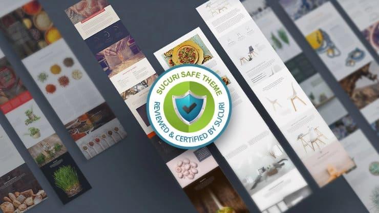 Sucuri Safe Badge Award