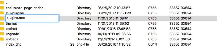 Plugins.test File
