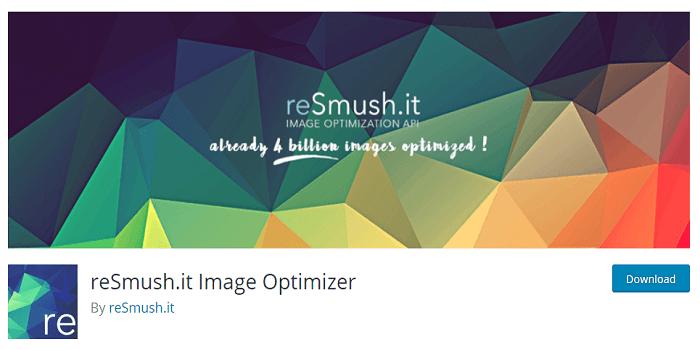 reSmush Image Optimizer