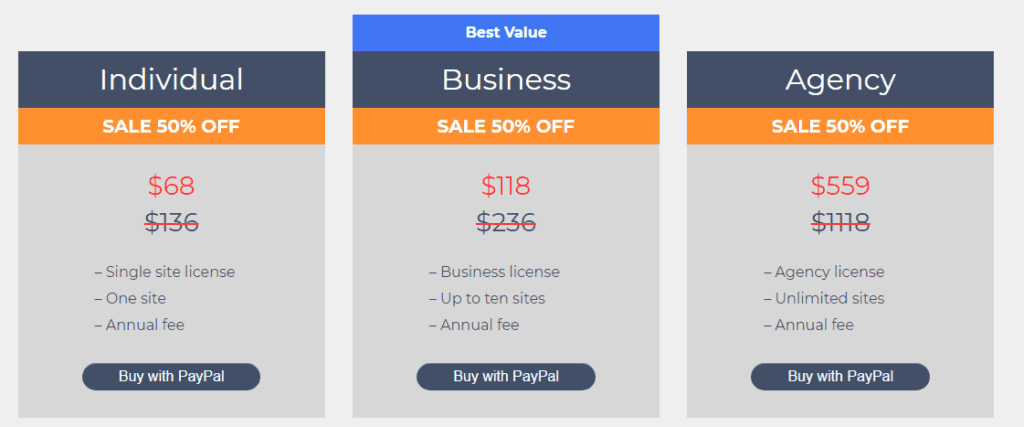 All in One SEO Pack Pricing